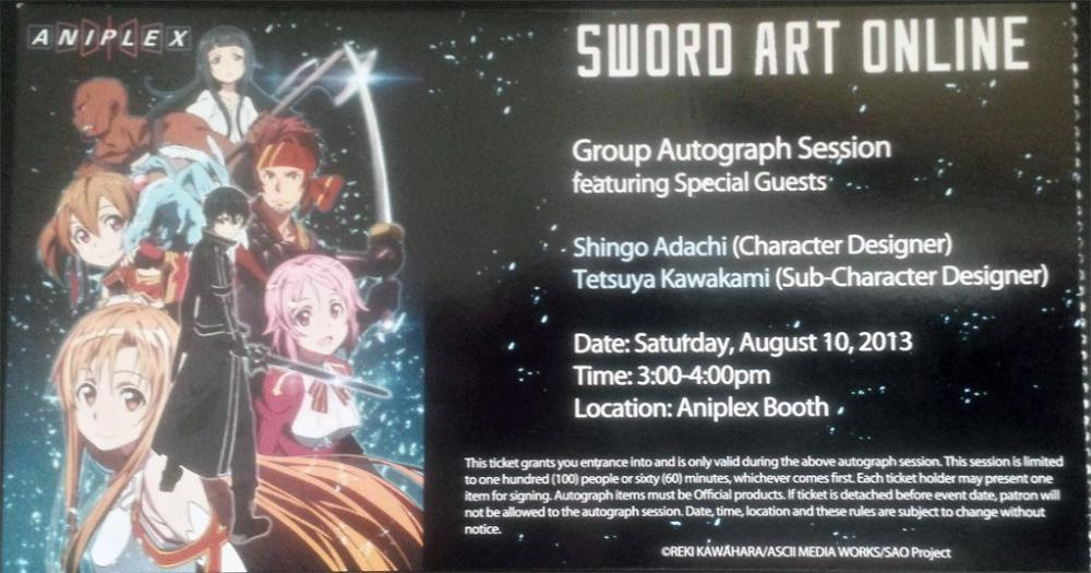 SAO Autograph Session Ticket.jpg